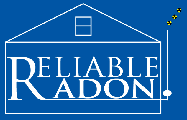 Reliable Radon logo